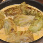 Authentic German Stuffed Cabbage Rolls