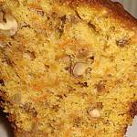 German Pumpkin Cake Bread