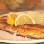 German Trout Recipe - Breaded Trout Fillet