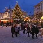German Christmas Markets in Berlin, Germany