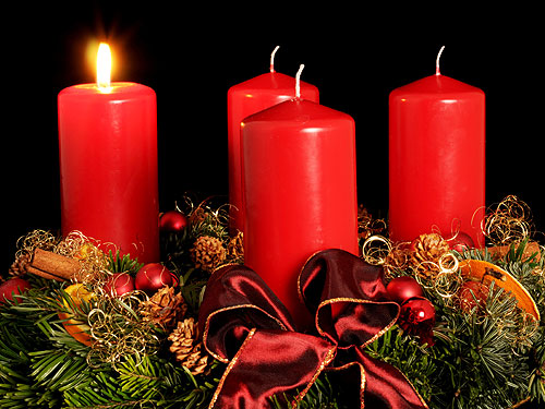 German Christmas Traditions - The Advent Wreath