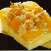 German Apricot Cake - Delicious Cake