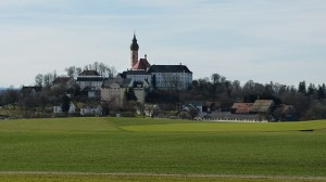 monastery andechs ammersee