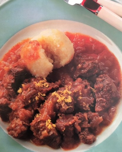 German Beef Onion Stew
