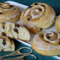 German Cinnamon Pastry - Best Zimtschnecken