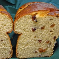 Sweet Bread Rhineland Style - Authentic German