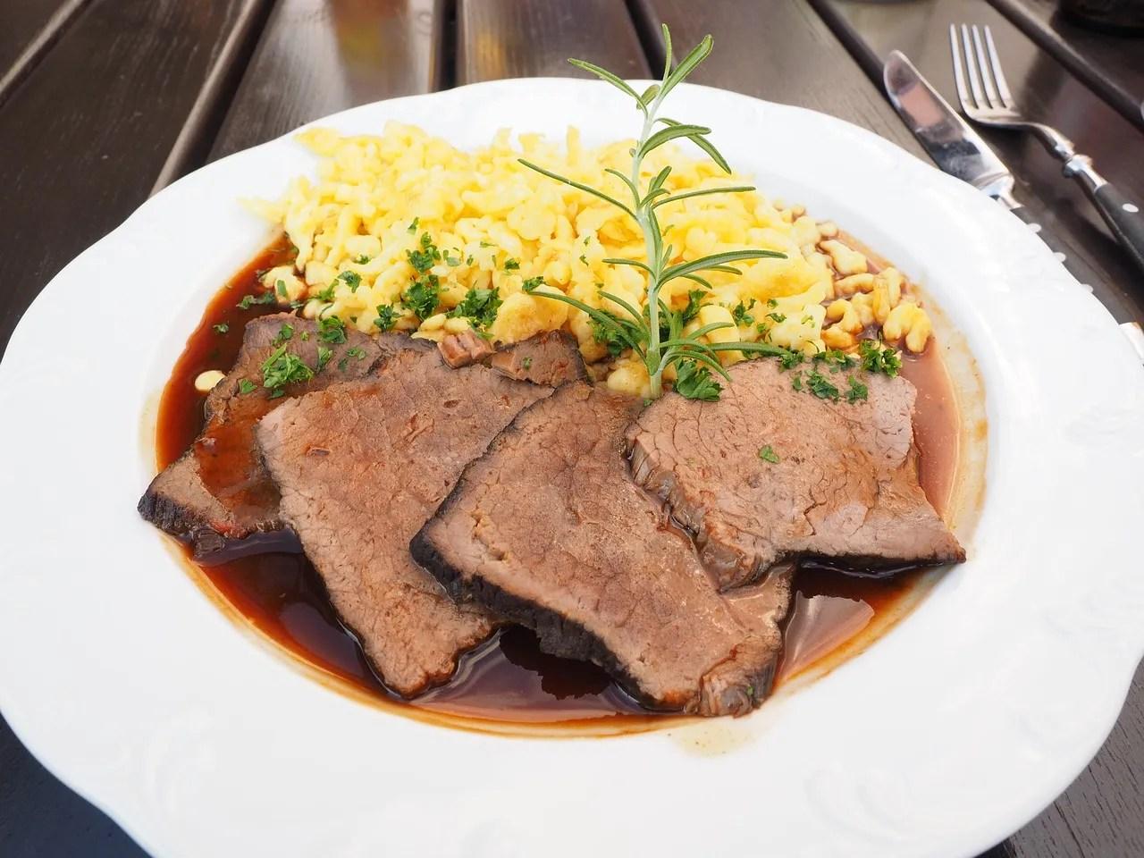 german sauerbraten recipe