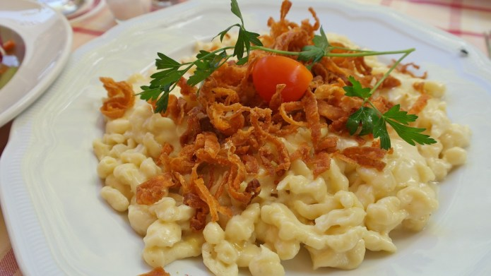 german cheese spaetzle recipe