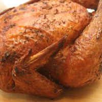 German Roasted Chicken - Bavarian Brathendl