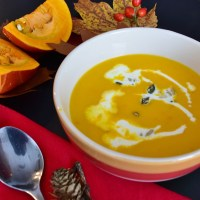 Pumpkin Orange Soup - German Recipe for Fall