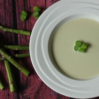 German Asparagus Soup - Easy To Make