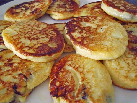 German Quark Recipe Sweet Quark Pan Cakes
