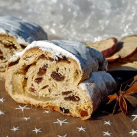 Original German Butter Stollen Thuringia Style