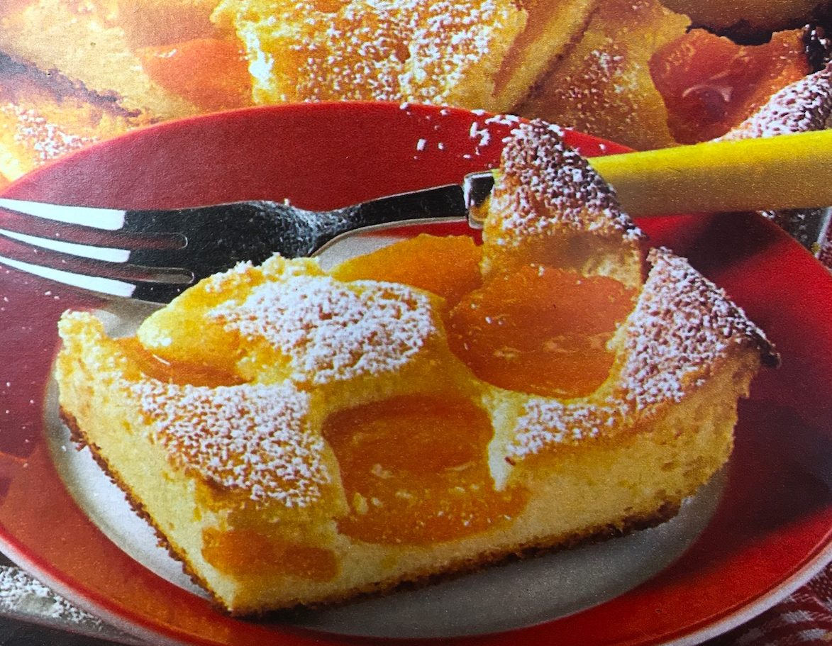 Can I Substitute Sour Cream For Ricotta In Cake Recipe