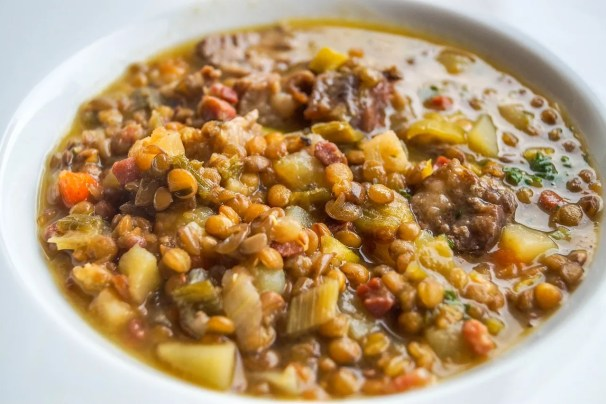 german lentil soup