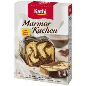 german marble cake baking mix