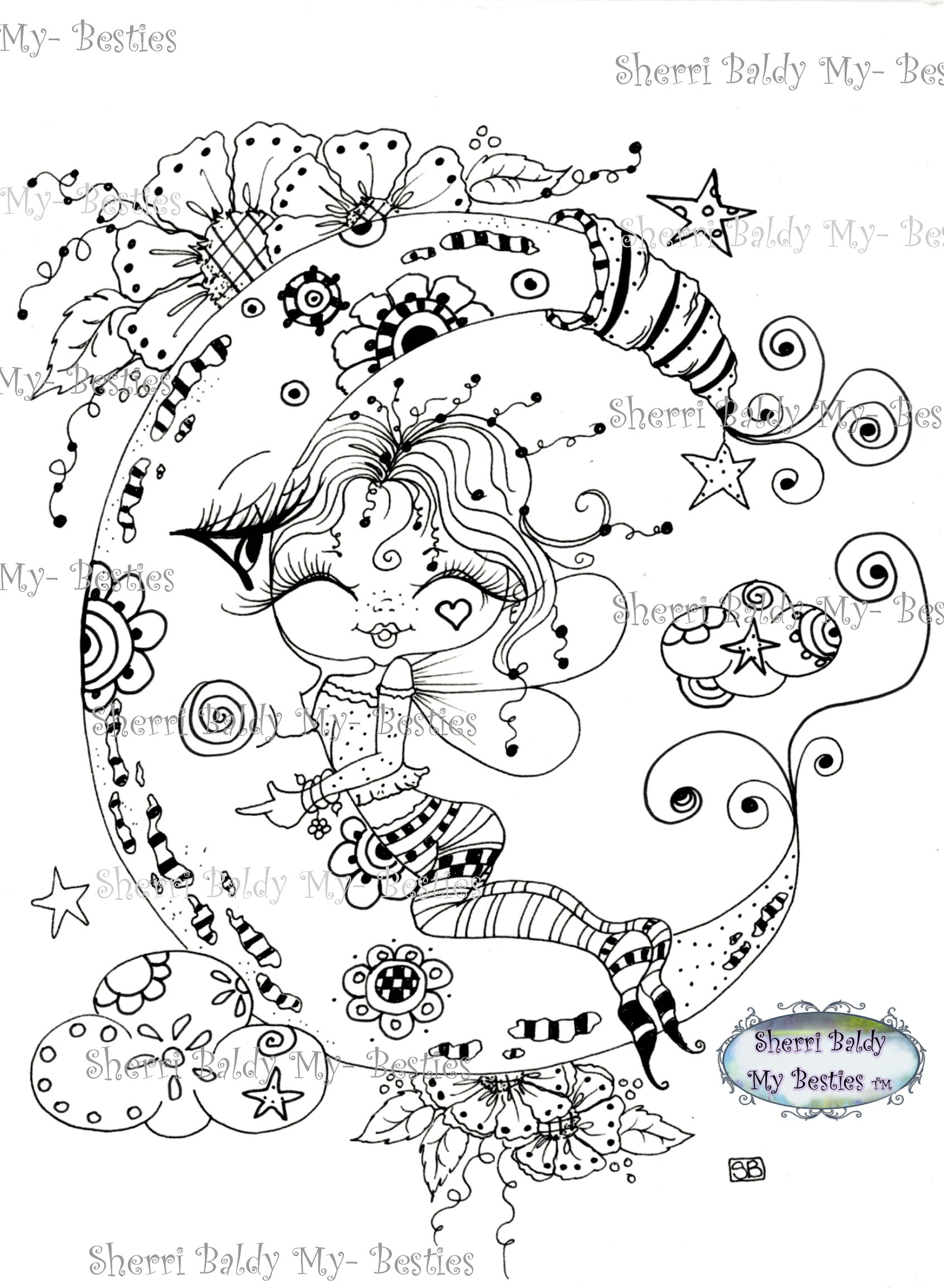 Instant Download My Besties ~ Wish Upon A Star img908