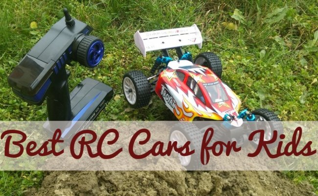 10 Best Remote Control Cars For 8 9 And 10 Year Olds