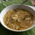 Chicken Soup Recipe - Cuban-style