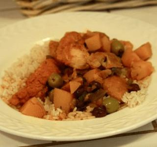 Fricase de Pollo Recipe
