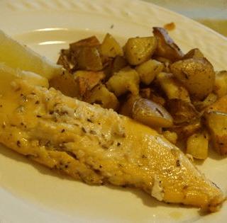 Pescado a la Plancha Recipe