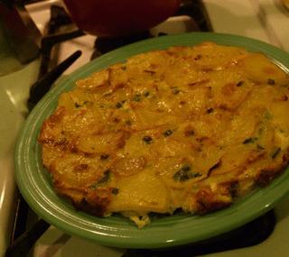 Oven-Baked Spanish Tortilla Recipe