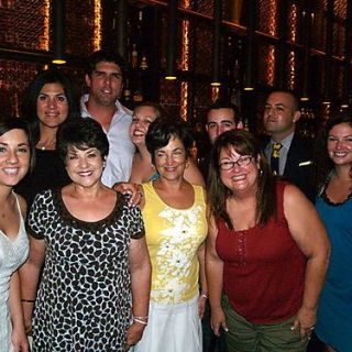 My Big, fat, Cuban Family Party (together) before the Wedding