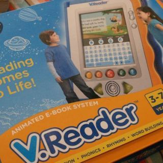V.Reader Techno-book Winner