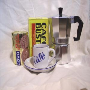 Cuban Coffee Basket – A Winner