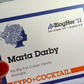 Just call me Marta, La Blogona