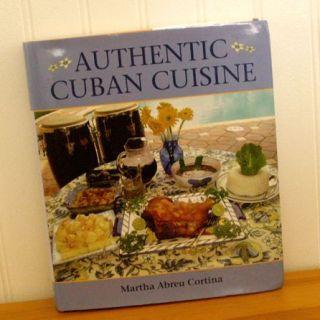 Authentic Cuban Cuisine – A Cookbook Giveaway