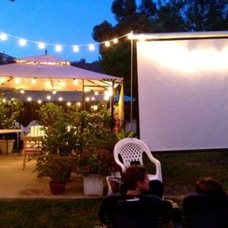 Hello, Outdoor Movie Nights
