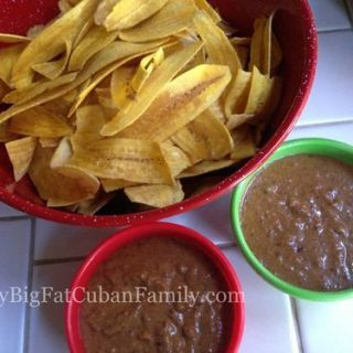 Cuban Style Black Bean Dip Recipe