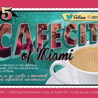 3:05 Miami Cafecito Break (MBFCF Giveaway #6)
