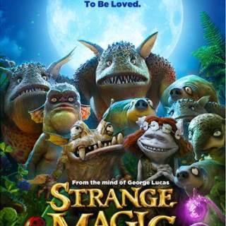 Gary Rydstrom Brings 'Strange Magic' to Life