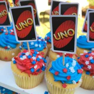 Sebastian Turns UNO – First Birthday Party