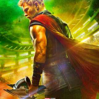 All the Fun From The Thor:Ragnarok Press Junket