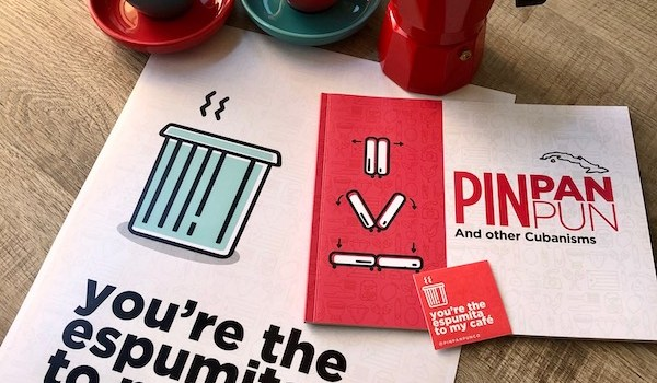I Have 3 Words For You: Pin Pan Pun