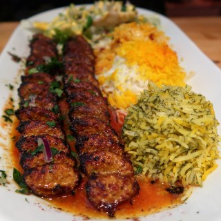 Dinner at Simurgh – Covent Garden