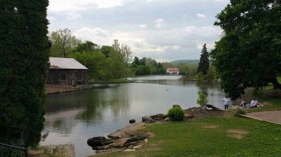 Boiling Springs is a pretty little town.