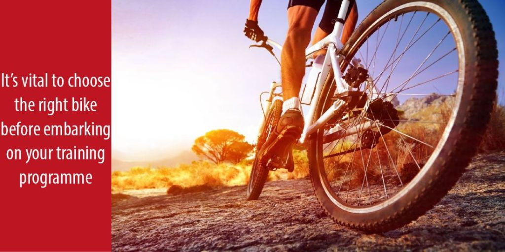 how to train for a bike ride