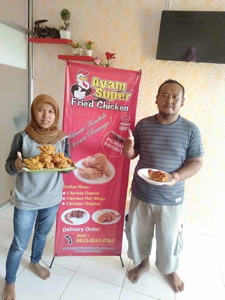 Paket Bisinis fried chicken Blitar