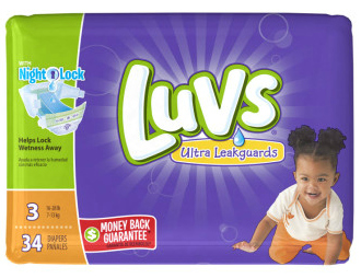 Luvs Diaper Coupon - Get a $1 off Luvs Diapers Coupon in the Mail