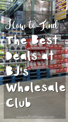 How to Find the Best Deals at BJ's