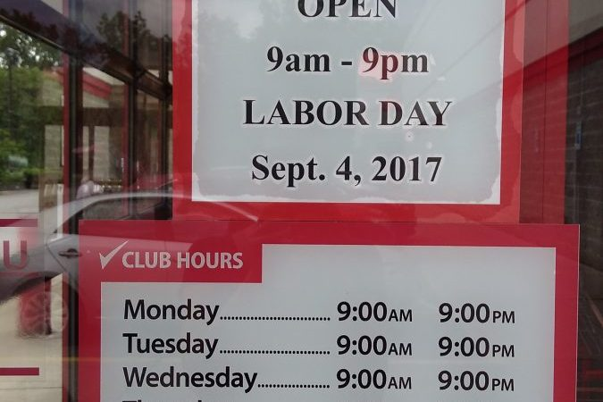 BJs labor day hours 2017