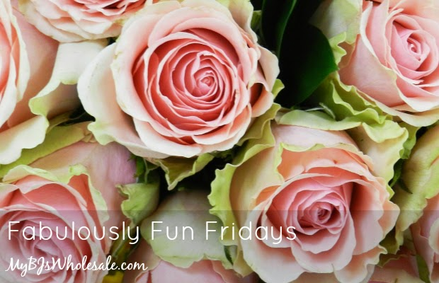Fabulously Fun Fridays (January 9th Edition)