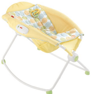 Fisher-Price Newborn Rock n' Play Sleeper Just $39.95 Shipped