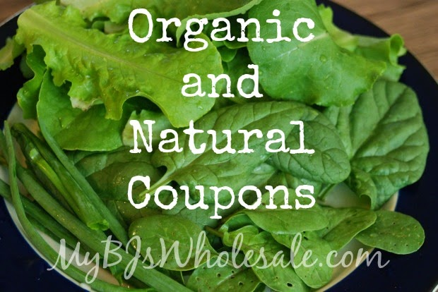 Organic, Natural, and Gluten-Free Coupons