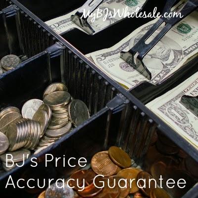 BJs wholesale-club-price-accuracy-guarentee