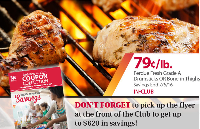cheap chicken thighs and drumsticks at Bjs wholesale club